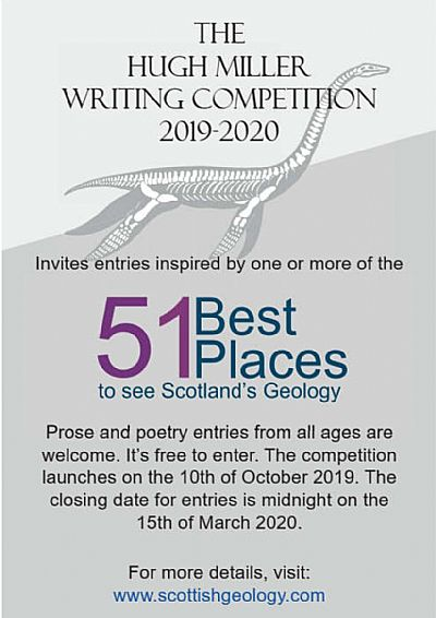 poster for writing competition